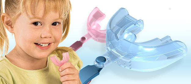 Детские трейнеры для корректного прорезывания зубов