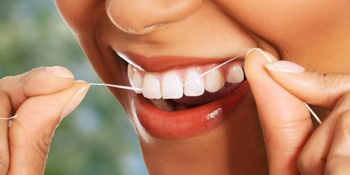 Зубные нити - широчайший выбор на вкус и цвет