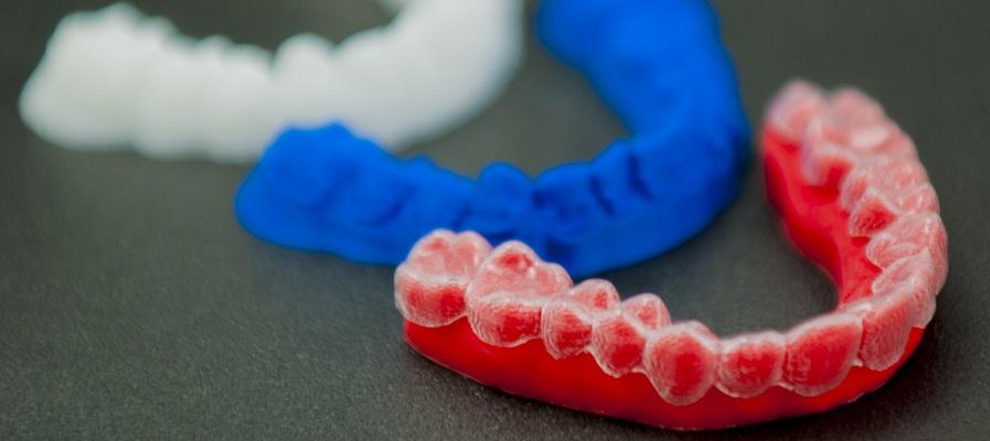 Как моделируется зубы